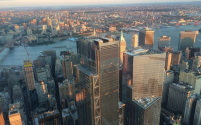 Visited One World Observatory – the Freedom Tower